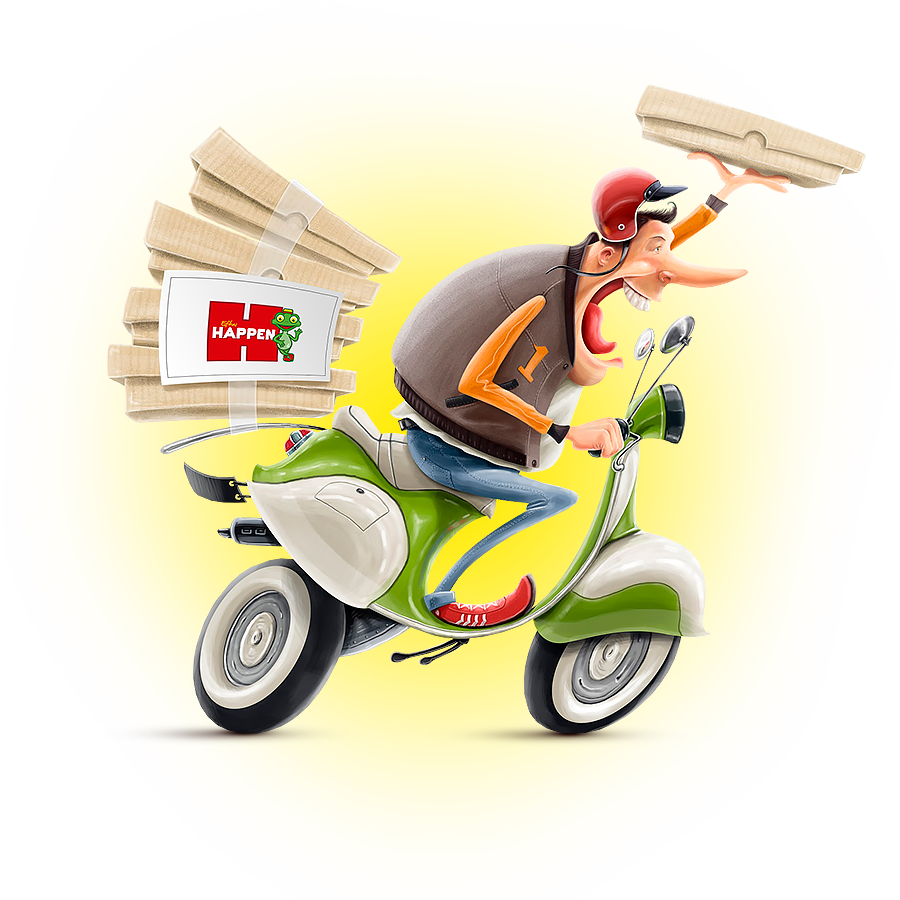 Happen Delivery